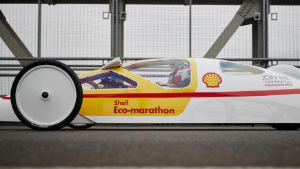 Shell Eco-marathon Prototype Vehicle