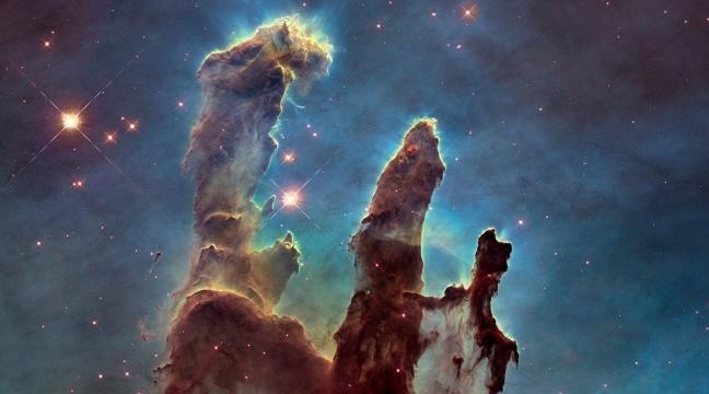 Is This The Most Beautiful Image The Hubble Space Telescope