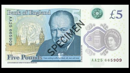 Is your Winston Churchill £5 note worth a fortune?