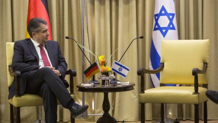 Netanyahu refuses to meet German minister