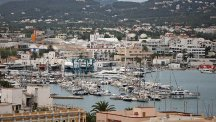 Ibiza is a favourite with British holidaymakers