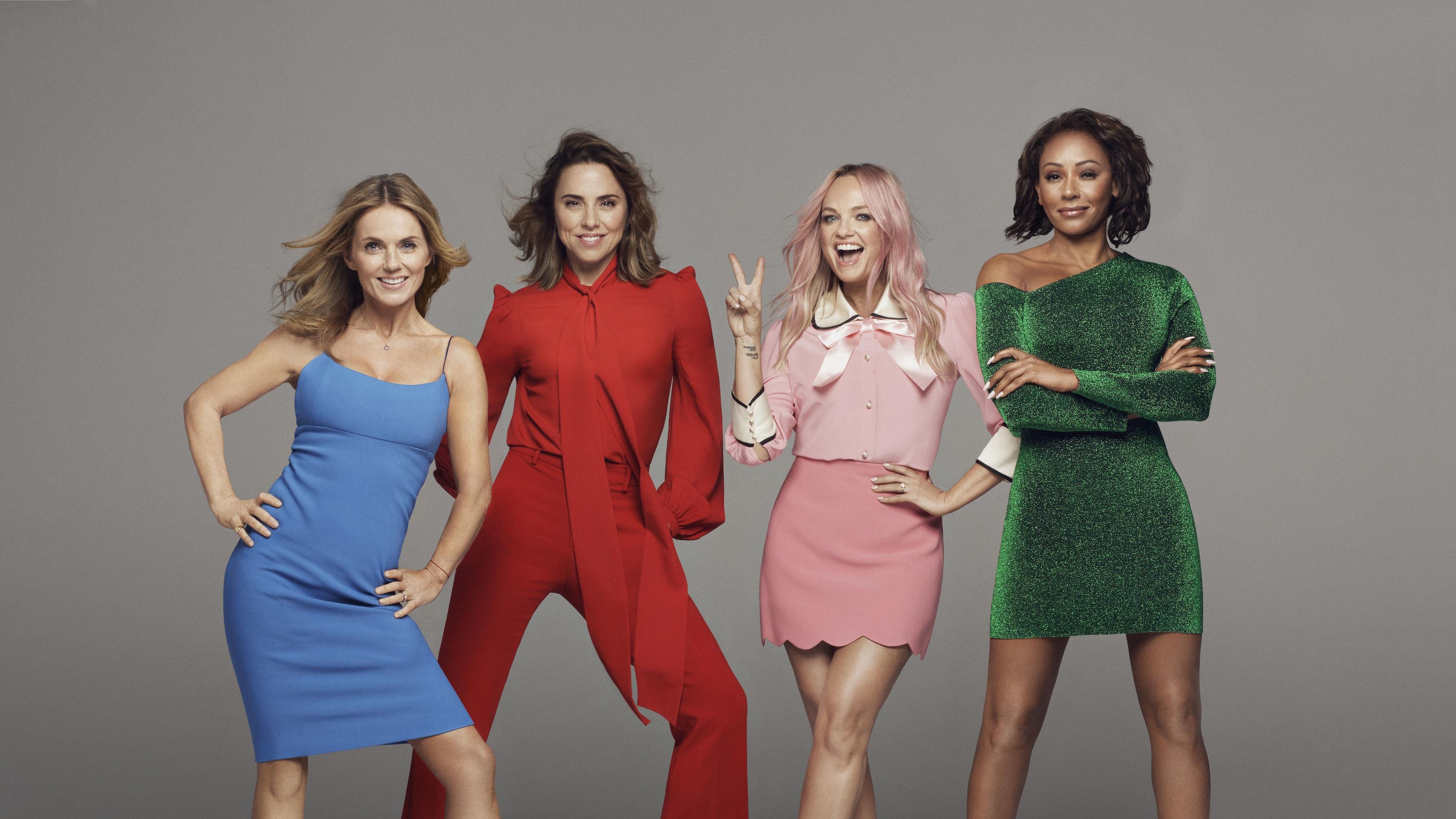 foto Spice Girls in L'Oreal talks