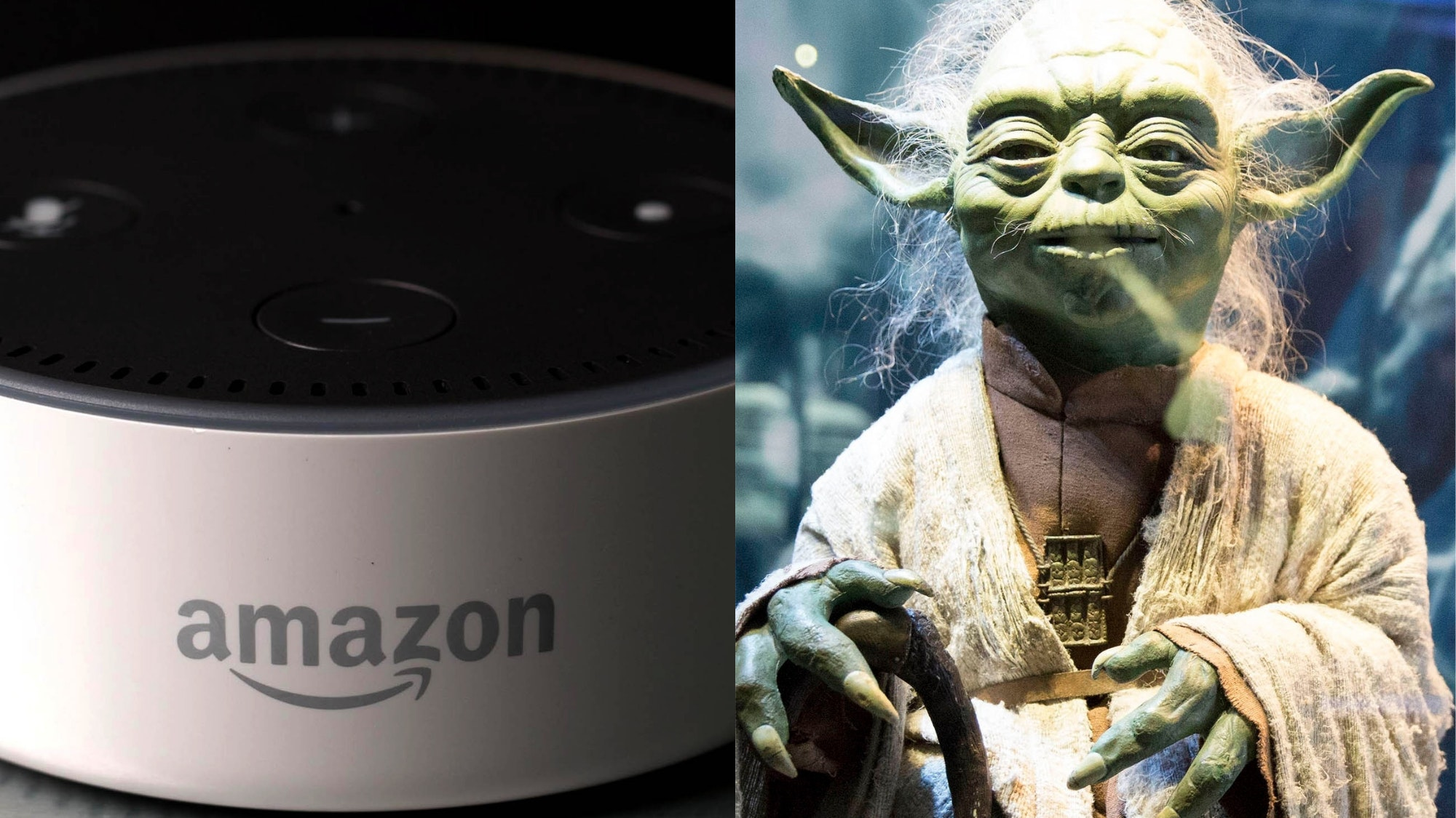 Alexa learns the power of the force for Star Wars Day