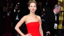 Jennifer Lawrence has been named the world's best dressed woman