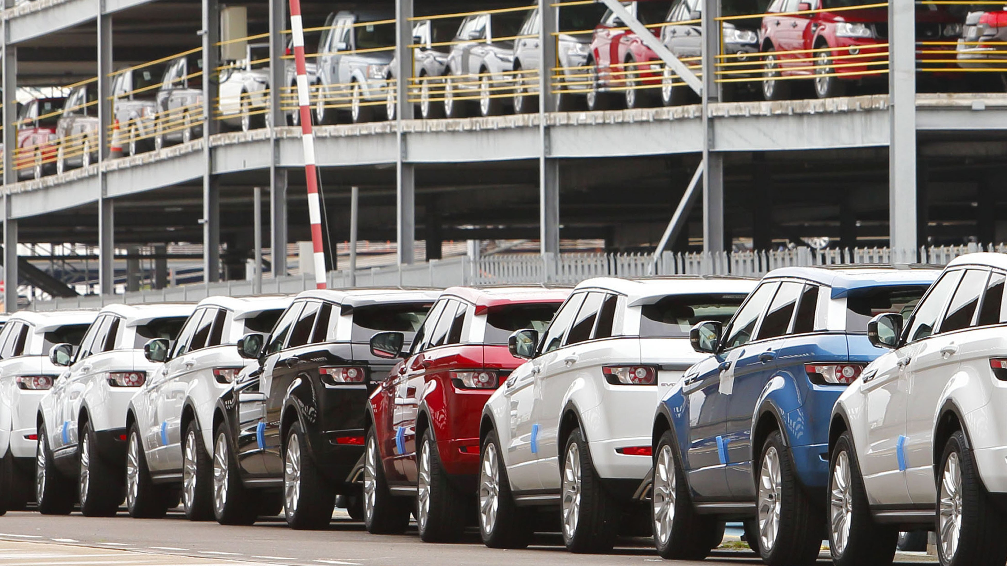 Land Rover wins case over copycat Evoque