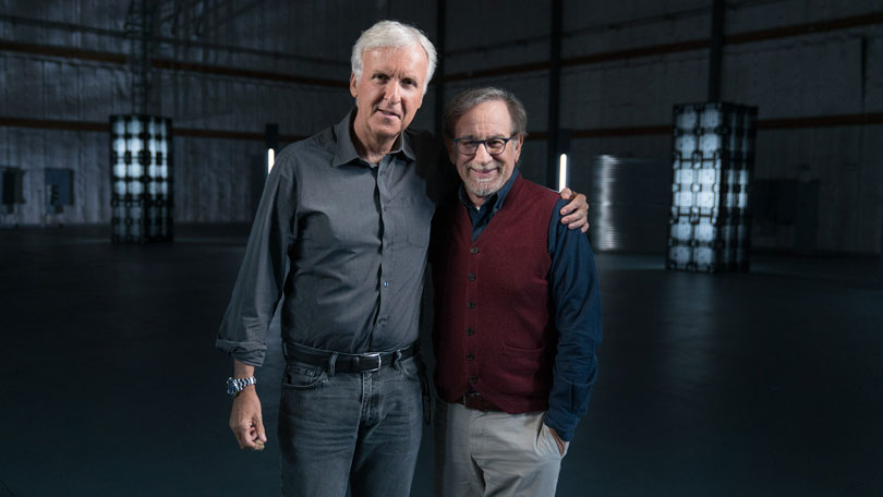 james cameron story of science fiction