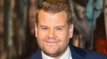James Corden recreates Cindy Crawford's famous 1992 Pepsi advert