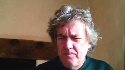 James May starts posting videos on YouTube