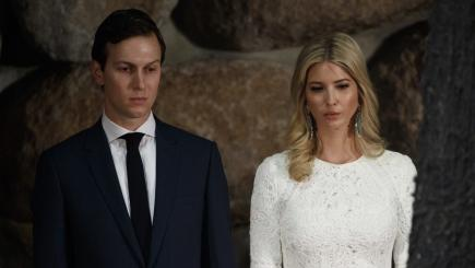 Trump son-in-law sought secret line to Moscow