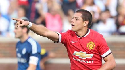 Javier Hernandez has been loaned by Manchester United to Real Madrid.
