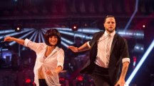Jay McGuiness on Strictly Come Dancing