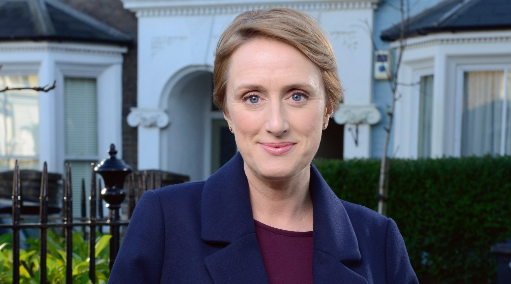 Jenna Russell (Michelle Fowler in EastEnders)