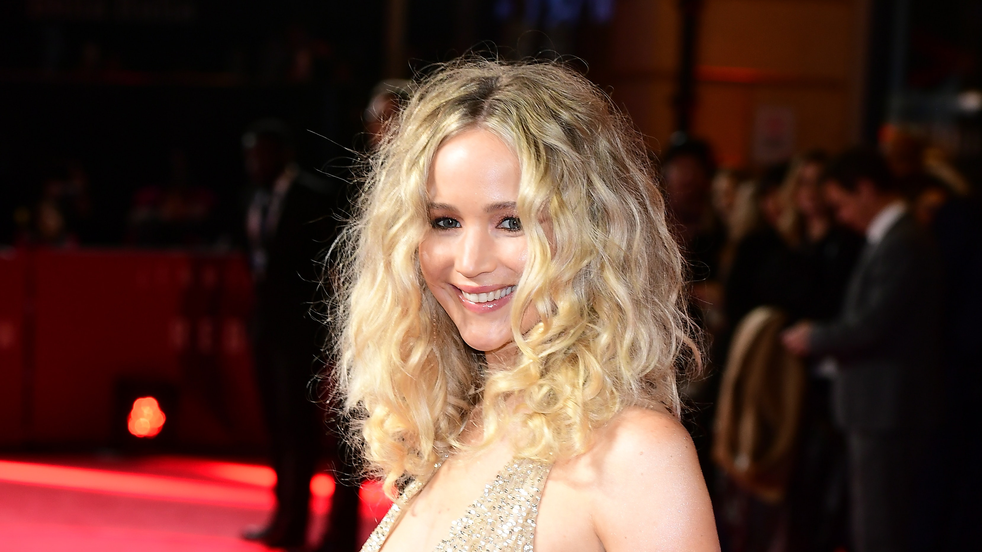 Jennifer Lawrence Responds To Dress Controversy: