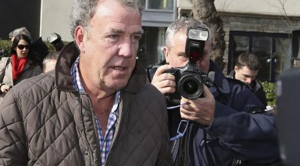 Jeremy Clarkson blasts Top Gear critics as 'hopeless worms'