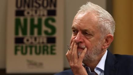 Jeremy Corbyn declines to rule out second EU referendum when Brexit terms known