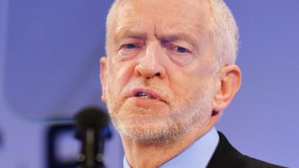 Jeremy Corbyn warns education in perilous state through damaging cuts