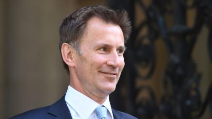 Jeremy Hunt says he is 'sympathetic' over nurses' pay rise call