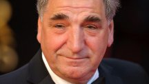 Jim Carter says he'd like to see what his character does on his day off