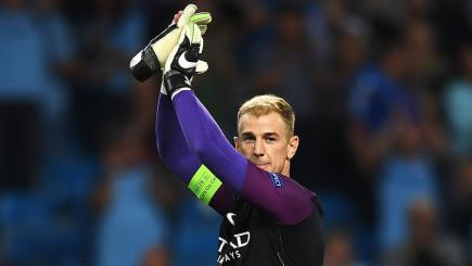 Emotional Hart hails fans as Man City exit nears