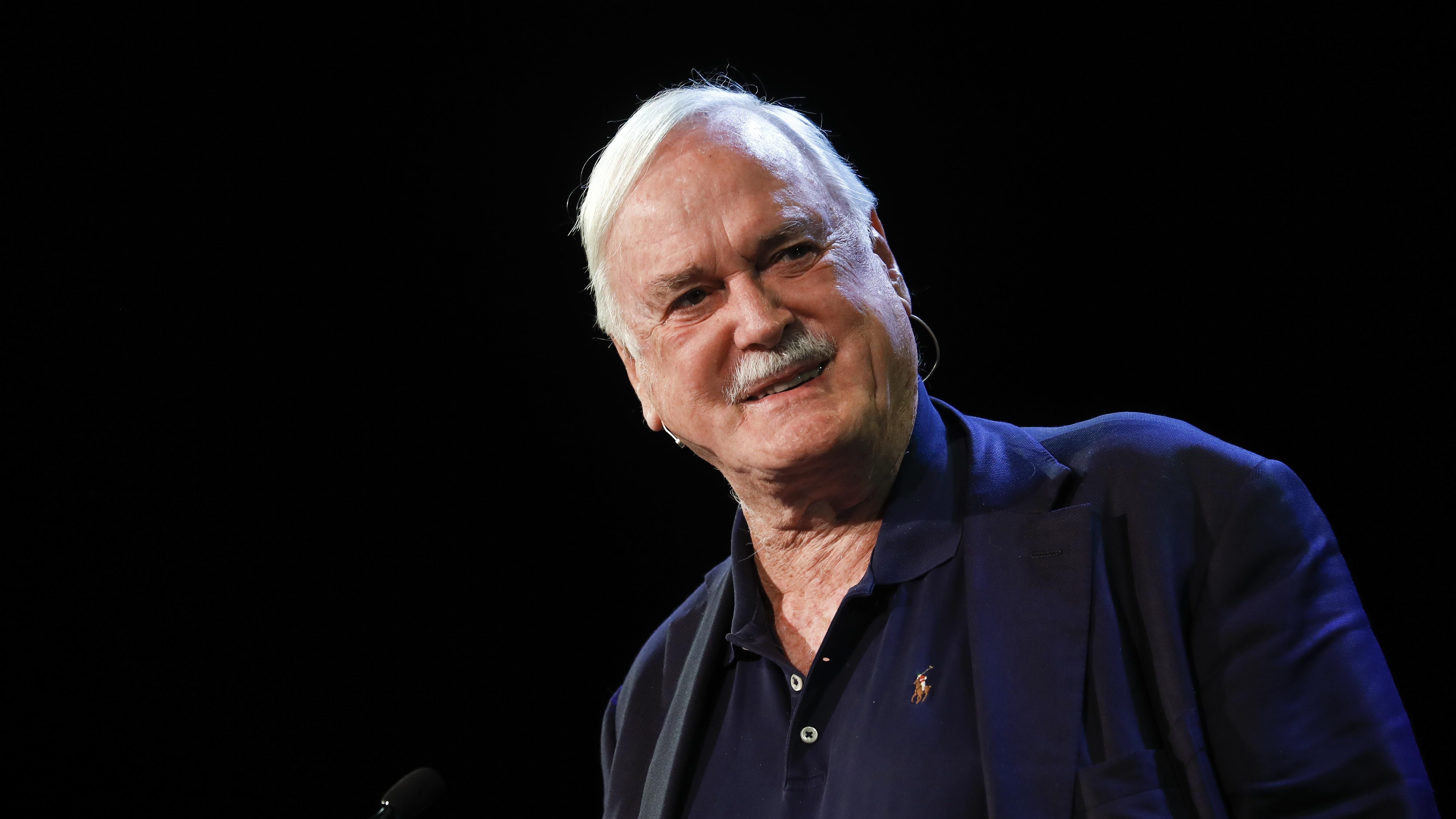 London's not English any more, says John Cleese in 'Basil Fawlty moment'