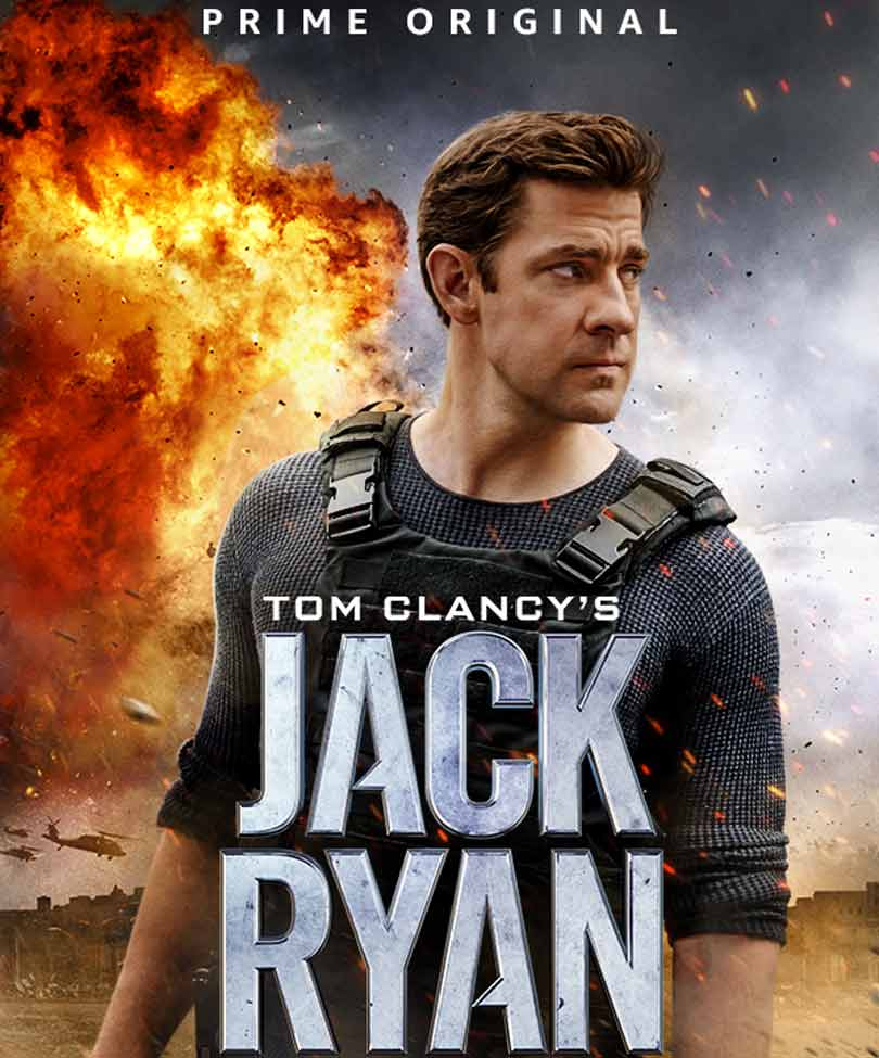 Jack Ryan - Key Art