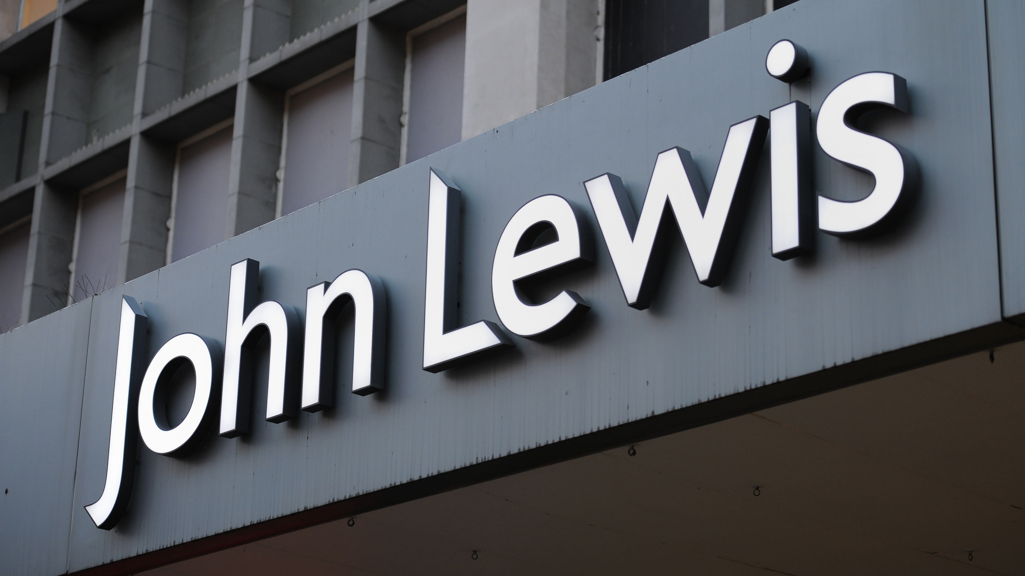 UK's John Lewis Partnership expects profit squeeze from competition