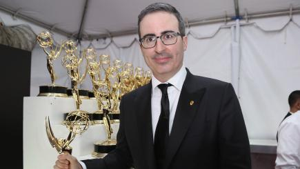 John Oliver to Voice Zazu in 'Lion King' Live-Action Movie!