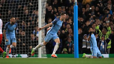 Watch highlights: Man City 5-3 Monaco