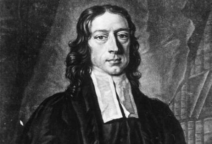 Contemporary portrait of Methodist minister John Wesley
