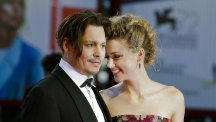Johnny Depp and Amber Heard are getting divorced (AP)