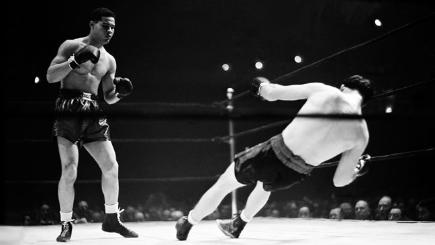 the life and career of joe louis The time muhammad ali pretended to be joe louis if it gave pleasure to that old man to think he met joe louis, then i'm joe louis, ali said.