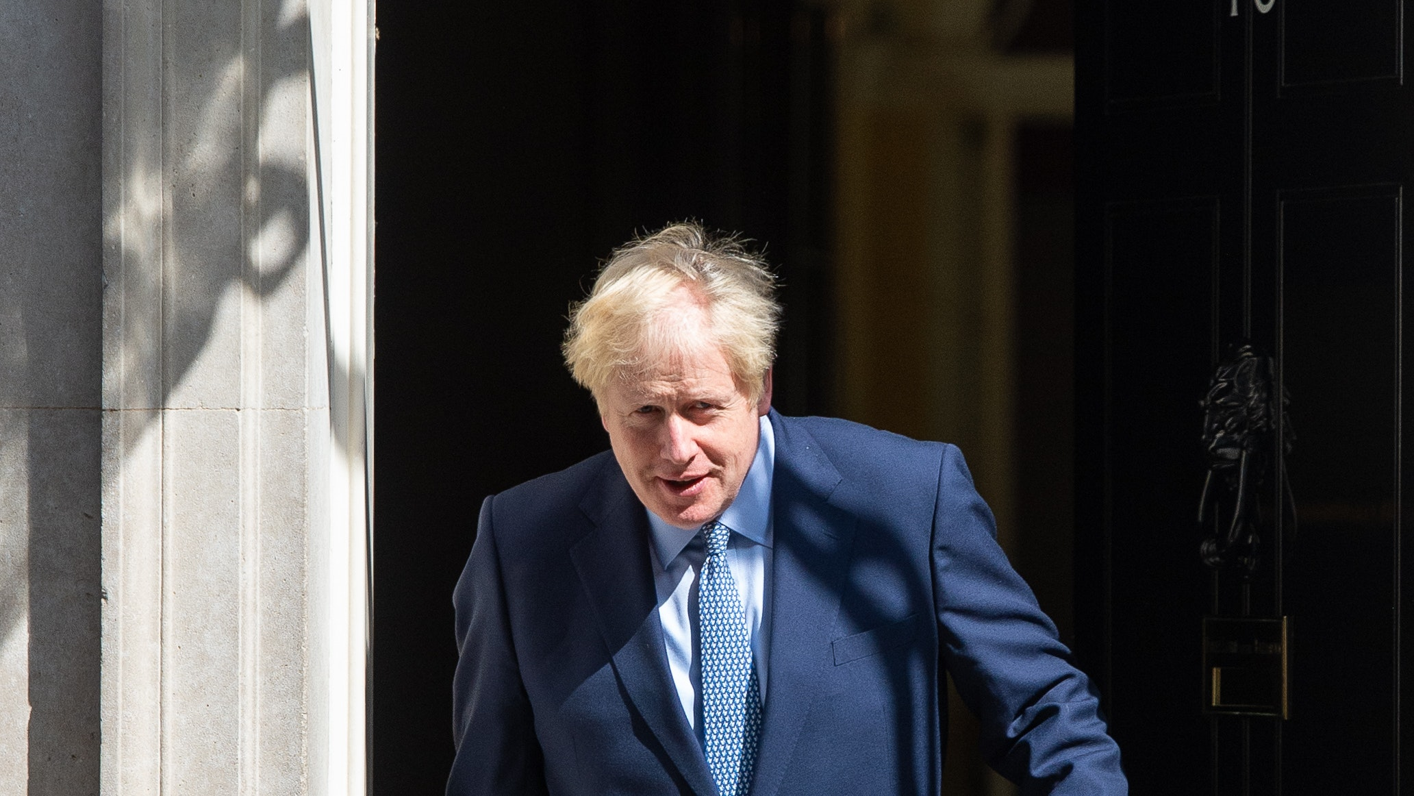 Brussels rejects Boris Johnson's call for Irish backstop to be scrapped
