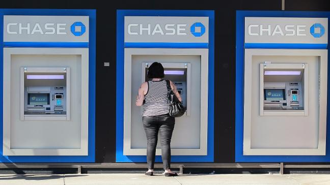 JP Morgan Chase to launch first e-ATMs that don't need cards - BT
