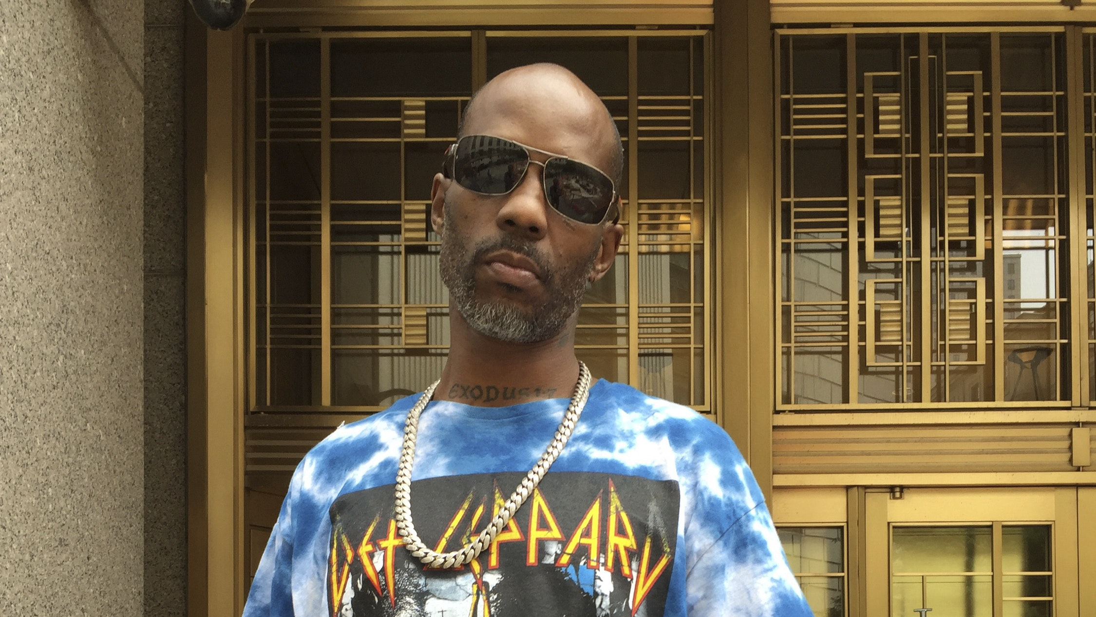 DMX hopes music will keep himself out of jail