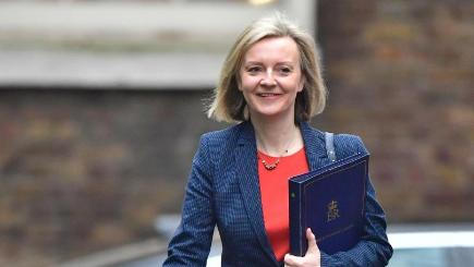 Liz Truss said judges must speak out about the important work they do to ensure that it is understood by the public