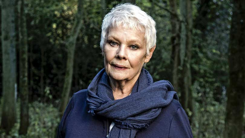 Judi Dench Passion for Trees