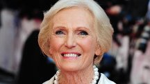 Mary Berry is a judge on CBBC show Junior Bake Off