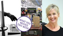 Email scam, Asda Black Friday and Carol Kirkwood