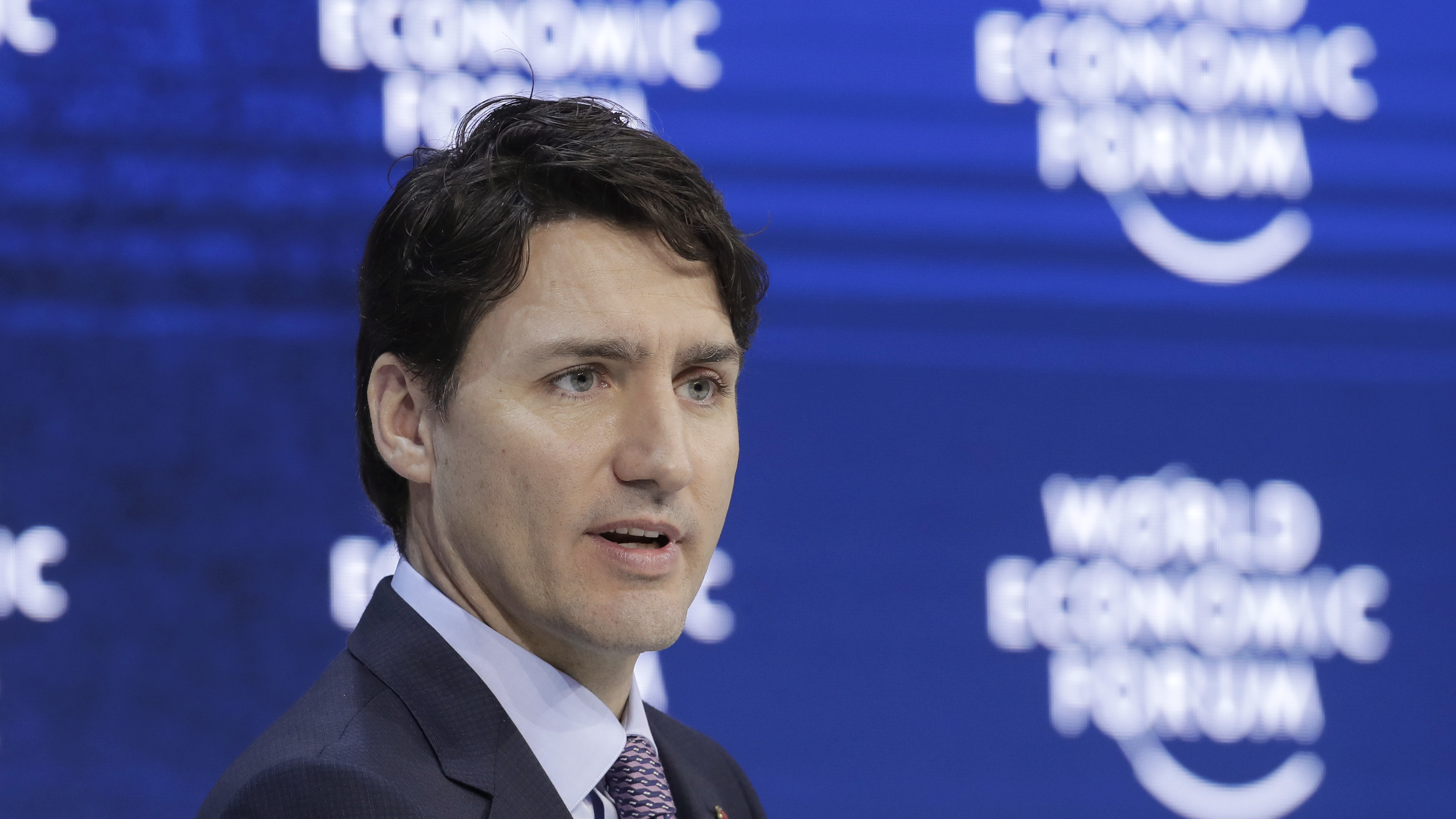 Trudeau says he is talking to premiers about Trans Mountain pipeline battle