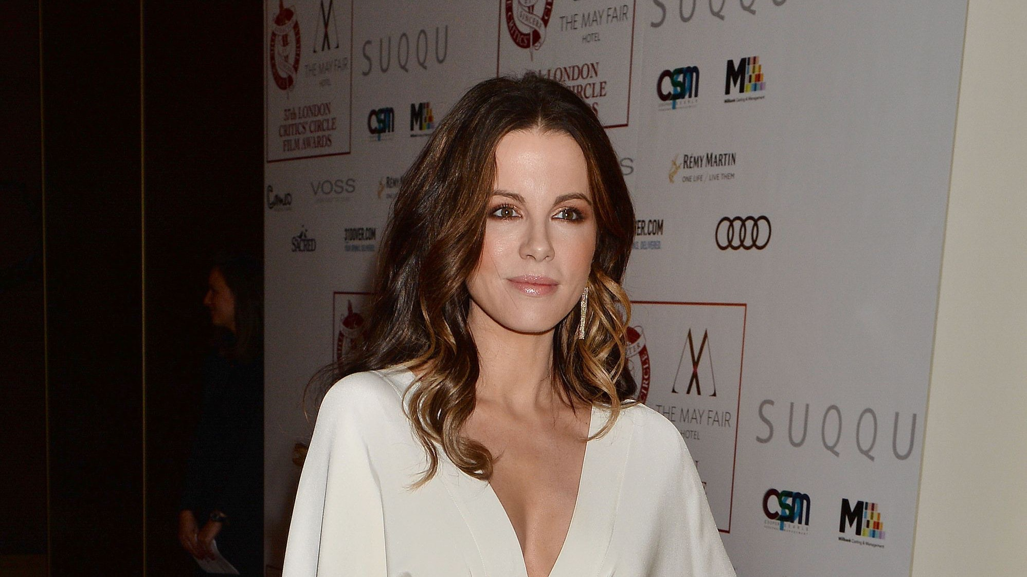Kate Beckinsale hospitalised due to ruptured ovarian cyst