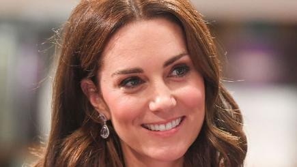 Here's the Moment Kate Middleton Gave Away Her Pregnancy News