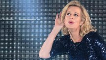 Katie Hopkins was left with a half empty lecture theatre