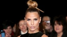 Katie Price talks about THAT photo of her daughter wearing too much make-up