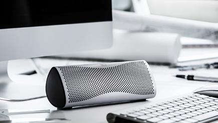 Kef Muo lifestyle shot