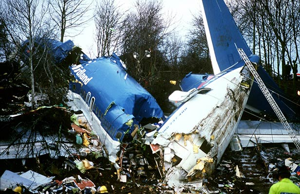 Kegworth plane crash