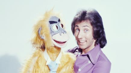 Keith Harris and Cuddles
