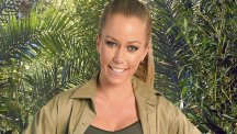 Kendra Wilkinson has faced another bushtucker trial