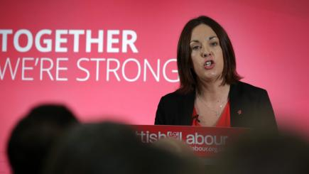 Labour support increases in Scotland as SNP backing slips, new poll reveals