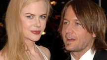 Nicole Kidman has praised husband Keith Urban for his support since the death of her father
