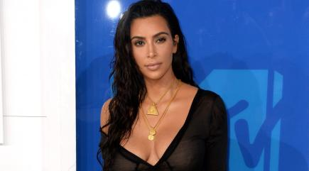 Kim Kardashian and Kendall Jenner Shoot for Cameo in Ocean's Eight